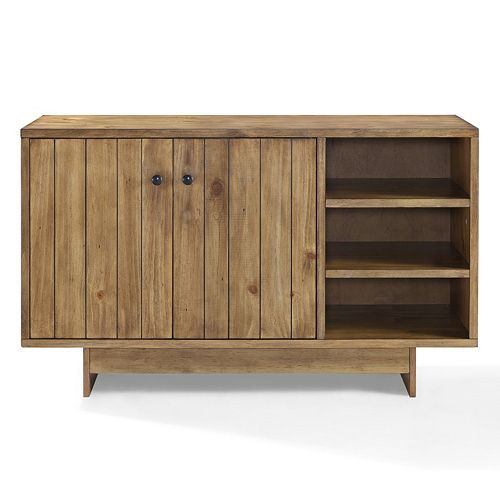 kohls crosley furniture roots sideboard