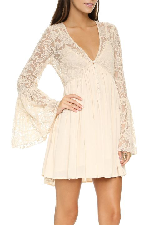 free people with love from india dress in tea