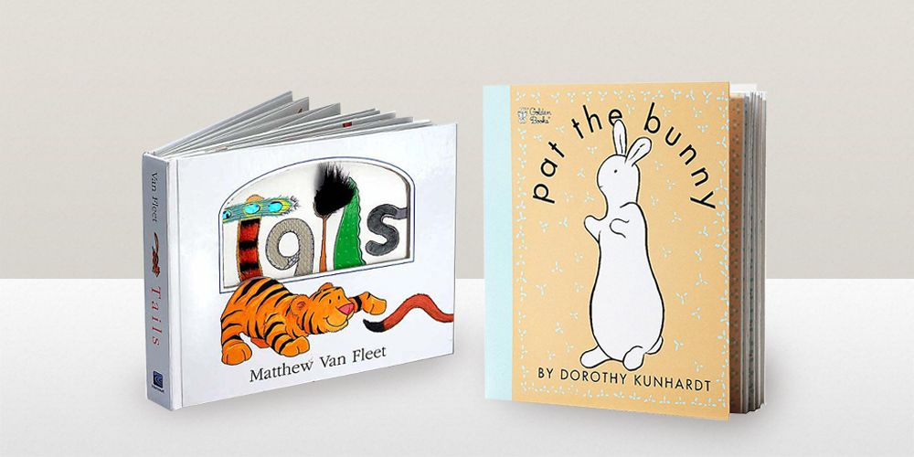 10 Touch-and-Feel Books for Babies