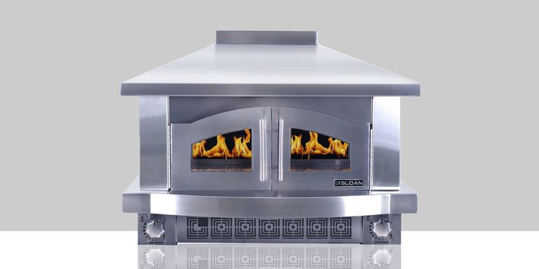 8 best pizza ovens and cookers in 2018 reviews of for Sloan outdoor kitchens
