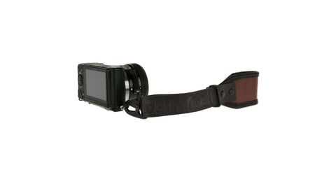 Heavy Leather NYC Wrist Camera Strap