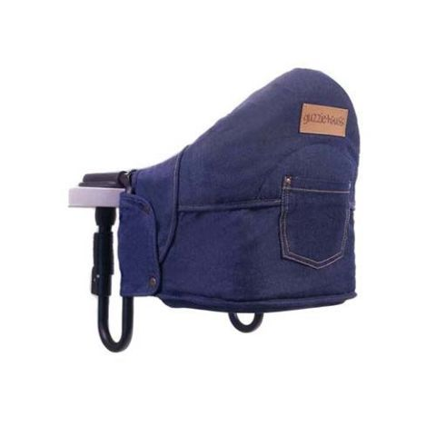 Delicieux Guzzie U0026 Gus Perch Hanging High Chair Denim