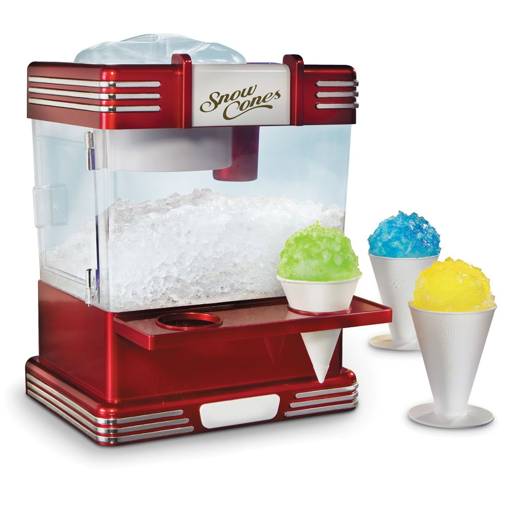 Countertop Snow Cone Machine