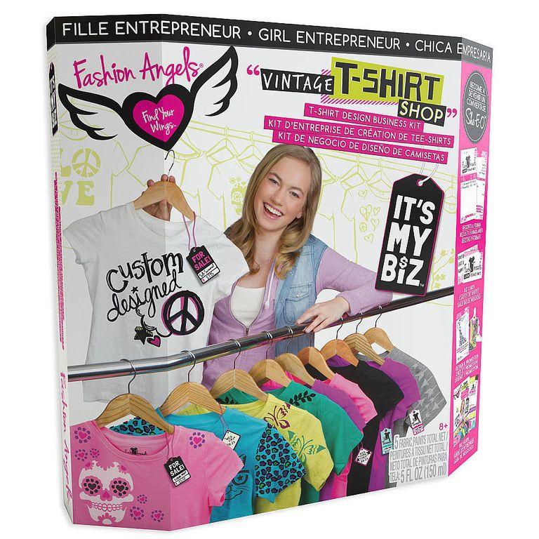 Fashion Angels It S My Biz Vintage T Shirt Shop