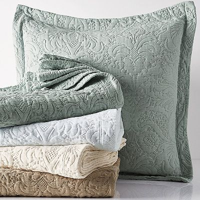 Wonderful Thecompanystore Brussels Matelasse Coverlet