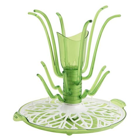 munchkin sprout drying rack green