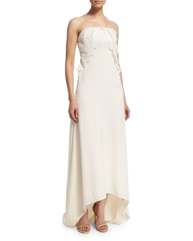 cc2a245f87db 6 Best Self Portrait Dresses From Self Portrait Bridal Gown Collection 2018