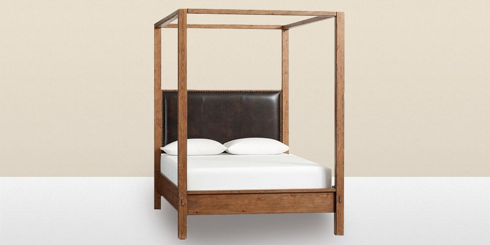10 Best Canopy Beds in 2018 - Chic Four Poster King and Queen Canopy ...