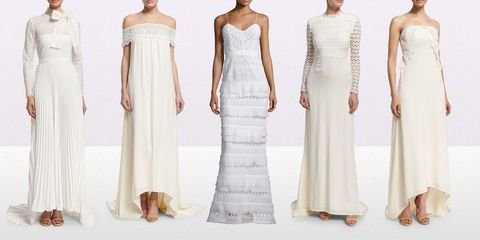 Self Portrait bridal gown collection