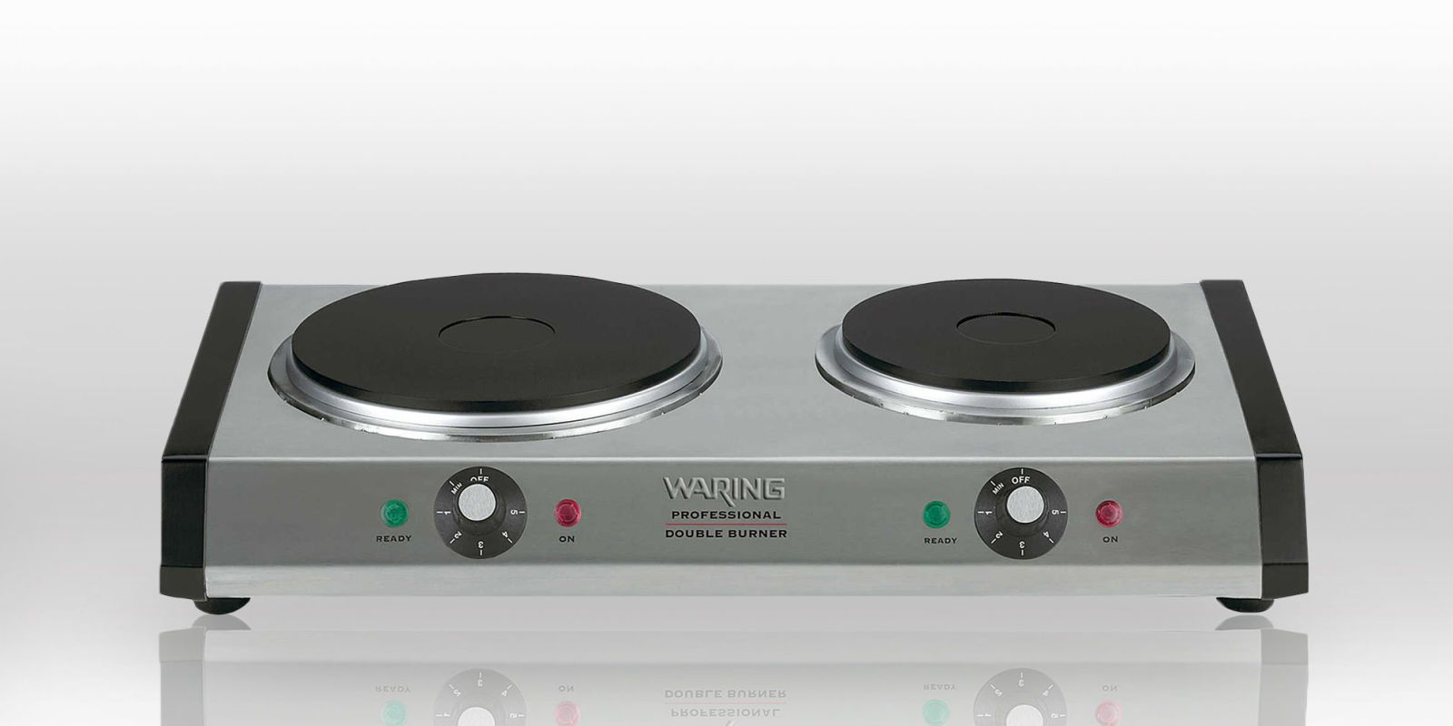 Charmant Portable Stove Double Burner