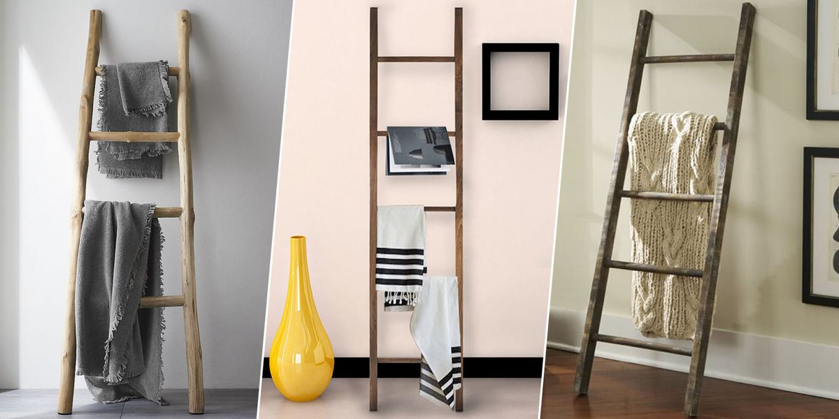 2018 S Best Blanket Ladders For Throws Display Blankets