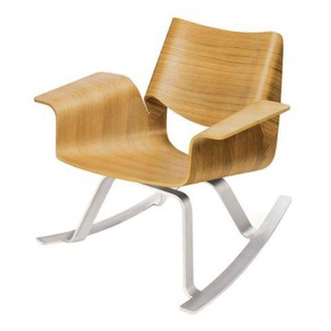 2modern buttercup rocking chair