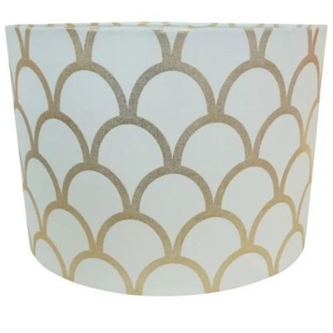 one kings lane lamp shade designs drum lampshade metallic gold