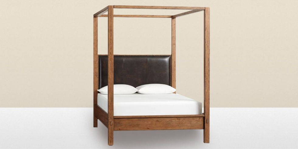 Your Bed Should Be The Crown Jewel Of Your Entire Sleep Space U2014 Take  Advantage Of A High Ceiling By Opting For A Four Poster Canopy Bed.