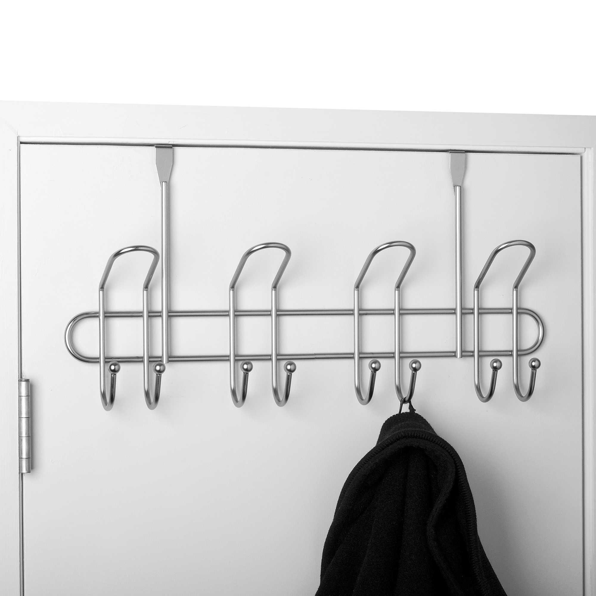 Bedbathbeyond Heavy Duty Over Door Rack
