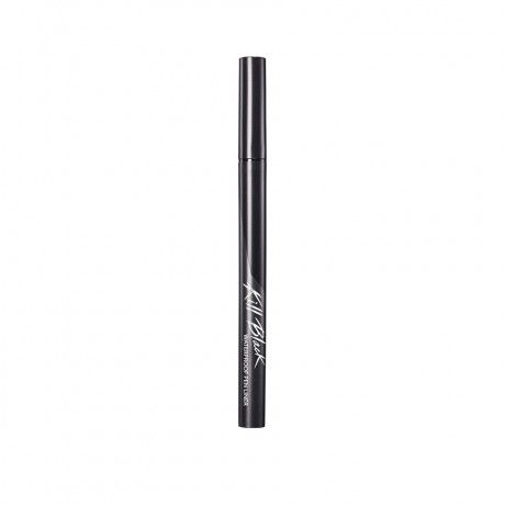 "<p><em><strong>$20, </strong></em><em><strong><a href=""http://sokoglam.com/products/clio-waterproof-pen-liner"" target=""_blank"">sokoglam.com</a></strong><a href=""http://sokoglam.com/products/clio-waterproof-pen-liner"" target=""_blank""></a></em><a href=""http://sokoglam.com/products/clio-waterproof-pen-liner"" target=""_blank""></a></p><p>We want our cat eyes to look sleek, not shiny. Unless intentional, fluorescent liner isn't always the most flattering. CLIO's inky pen dries matte and is completely waterproof, so don't be too shy to go bold with kitty-cat eyes by the pool or on the beach. </p>"