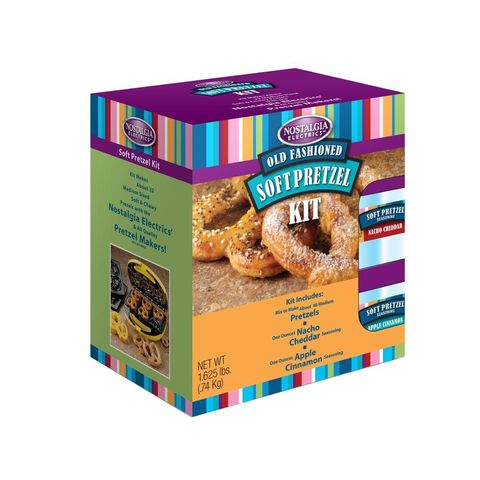 Nostalgia Electric SPK 300 Soft Pretzel Kit