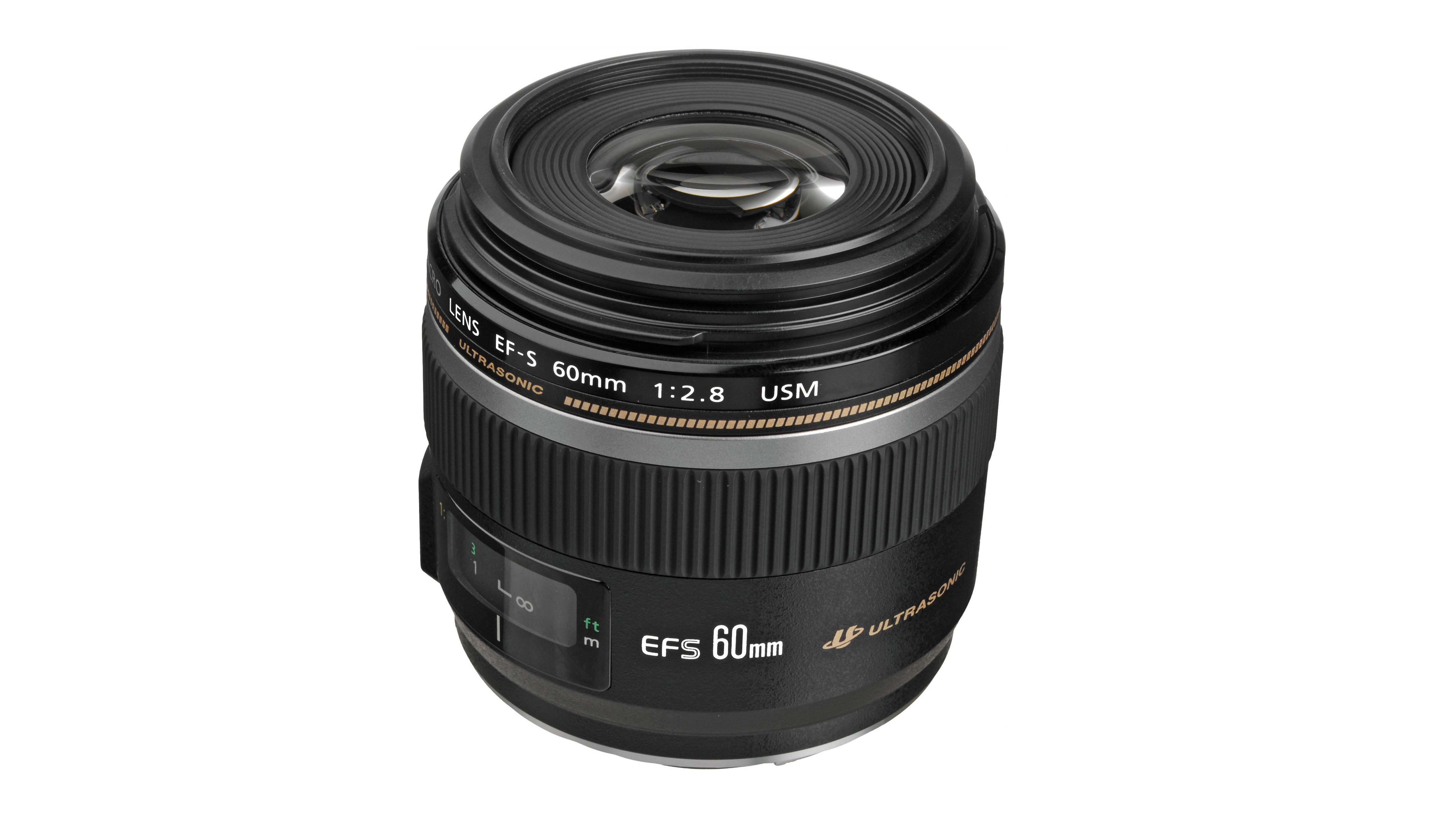 Canon EF-S 60mm f/2.8