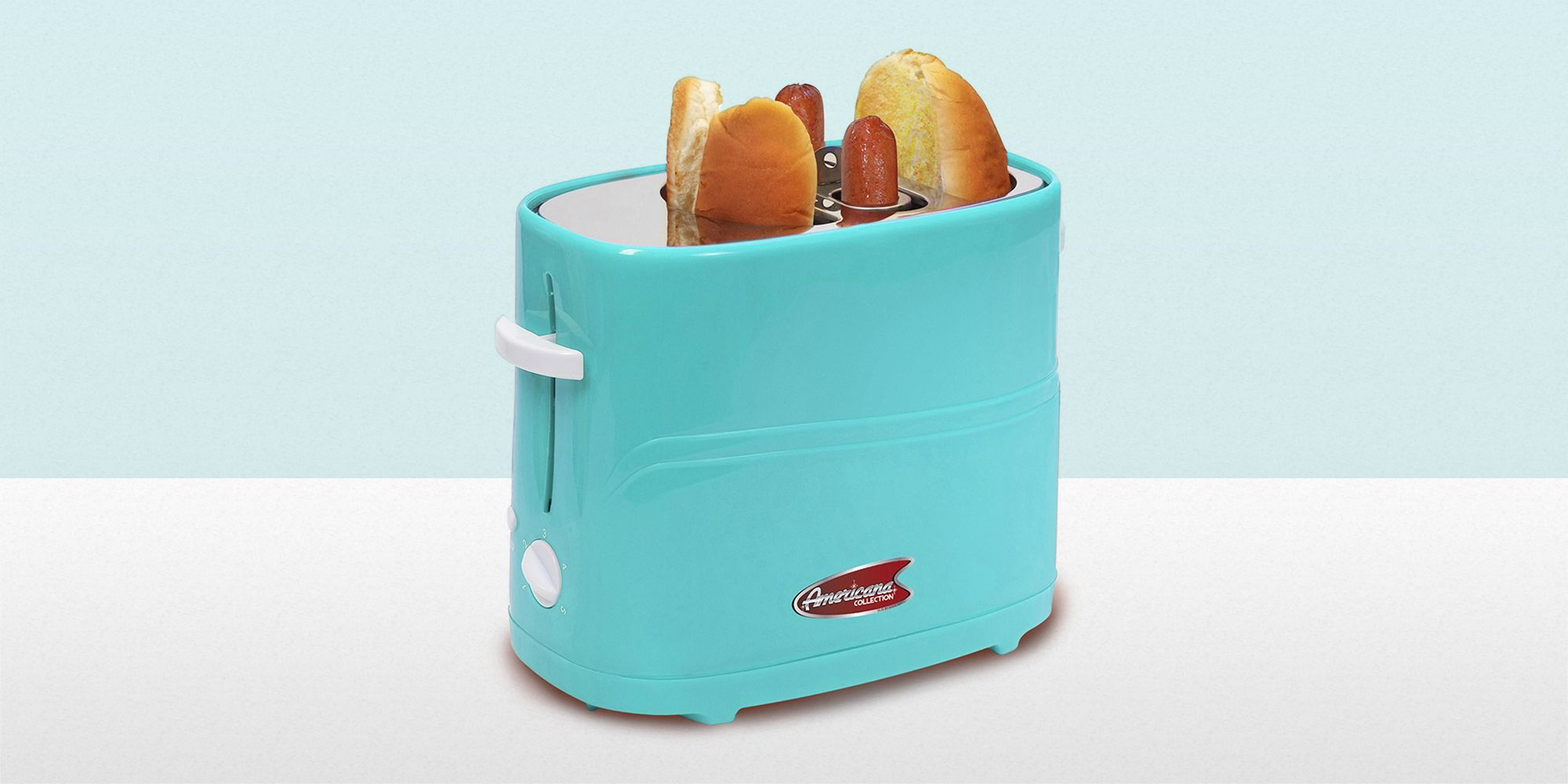 6 Top Hot Dog Toasters 2018 - Reviews of Pop Up Hot Dog and Bun Toasters