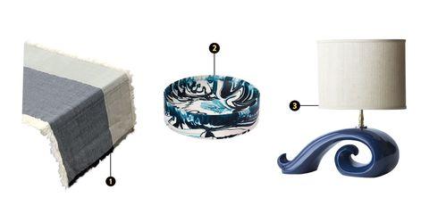 wave motif home decor trend