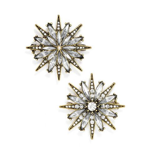 baublebar north star brooch set