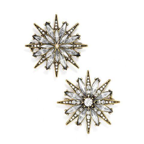 baublebar north star brooch set