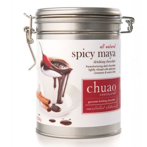 Chuao Spicy Maya drinking chocolate