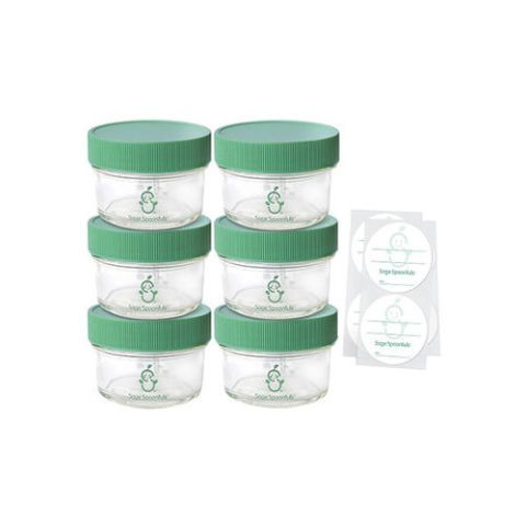 Ounce Baby Food Containers