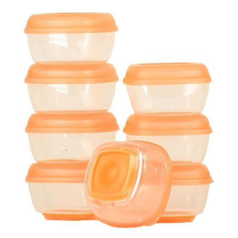 Baby Food Containers For Daycare