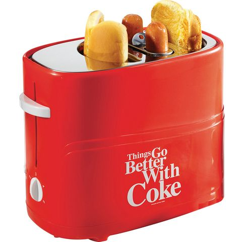 Coca Cola Series Pop Up Hot Dog Toaster