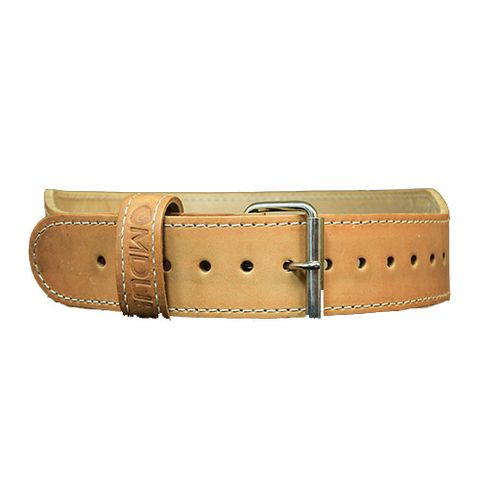 MDUSA Leather Weightlifting Belt