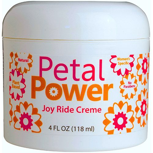 Petal Power Women's Joy Ride Chamois Cream