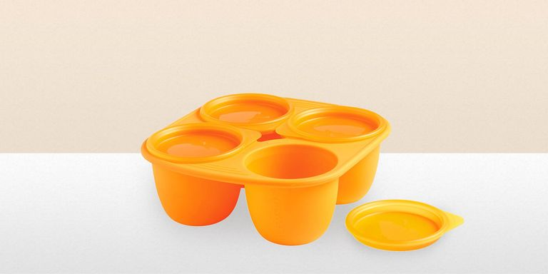 Use Old Baby Food Containers