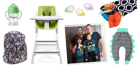 The Guncles baby essentials