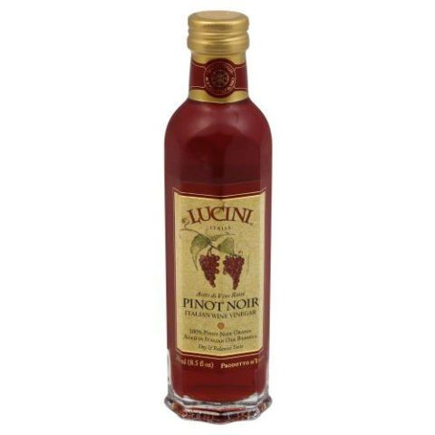Lucini Italia Pinot Noir Italian Wine Vinegar