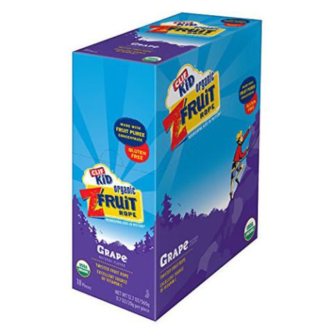 Clif Kid Organic ZFruit Grape Rope