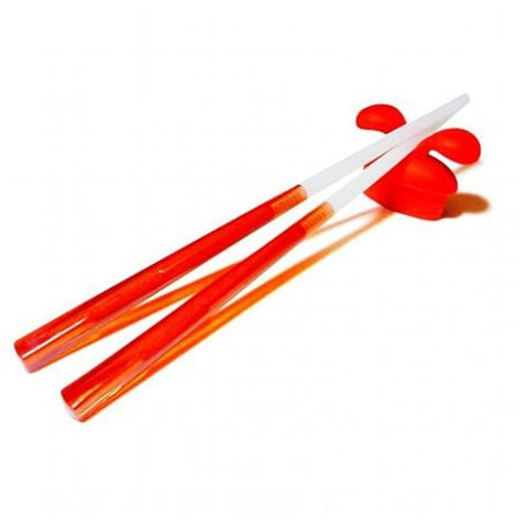 LeMouton Noir Red Portable Chopsticks