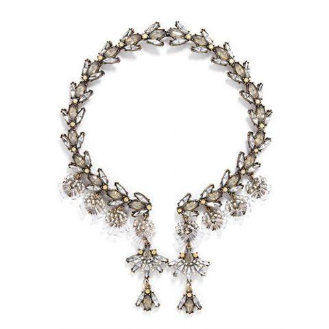baublebar renaissance bib necklace