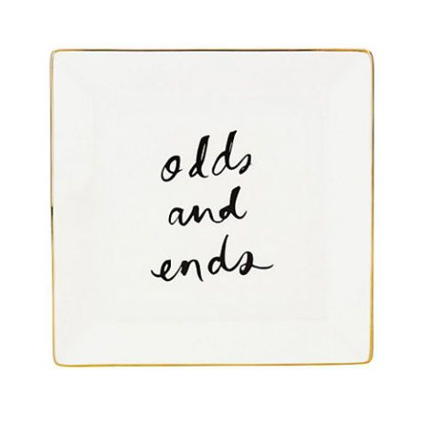 kate spade odds ends dish