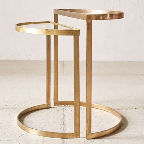 urbanoutfitters caroline nesting side tables