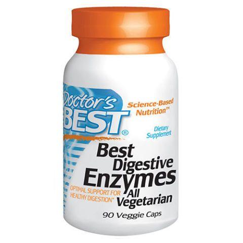 Doctor's Best Best Digestive Enzymes