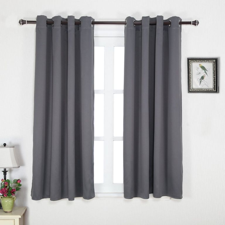 linen west blackout products white cotton window panel curtain stone curtains o elm