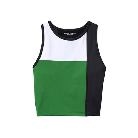 Derek Lam 10C Athleta Collaboration Block Avenue Tank