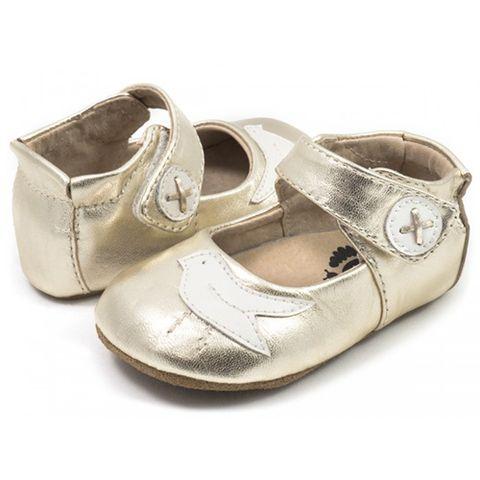 livie & luca pio pio mary jane silver metallic