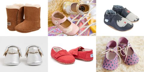 c29a0802e440 10 Best Baby Shoes of 2018 - Adorable Baby Shoes