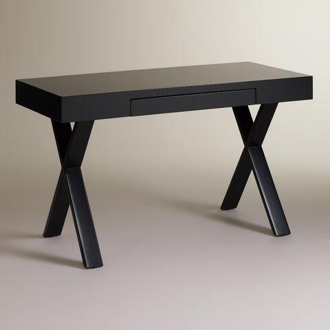 World Market Black Josephine Desk