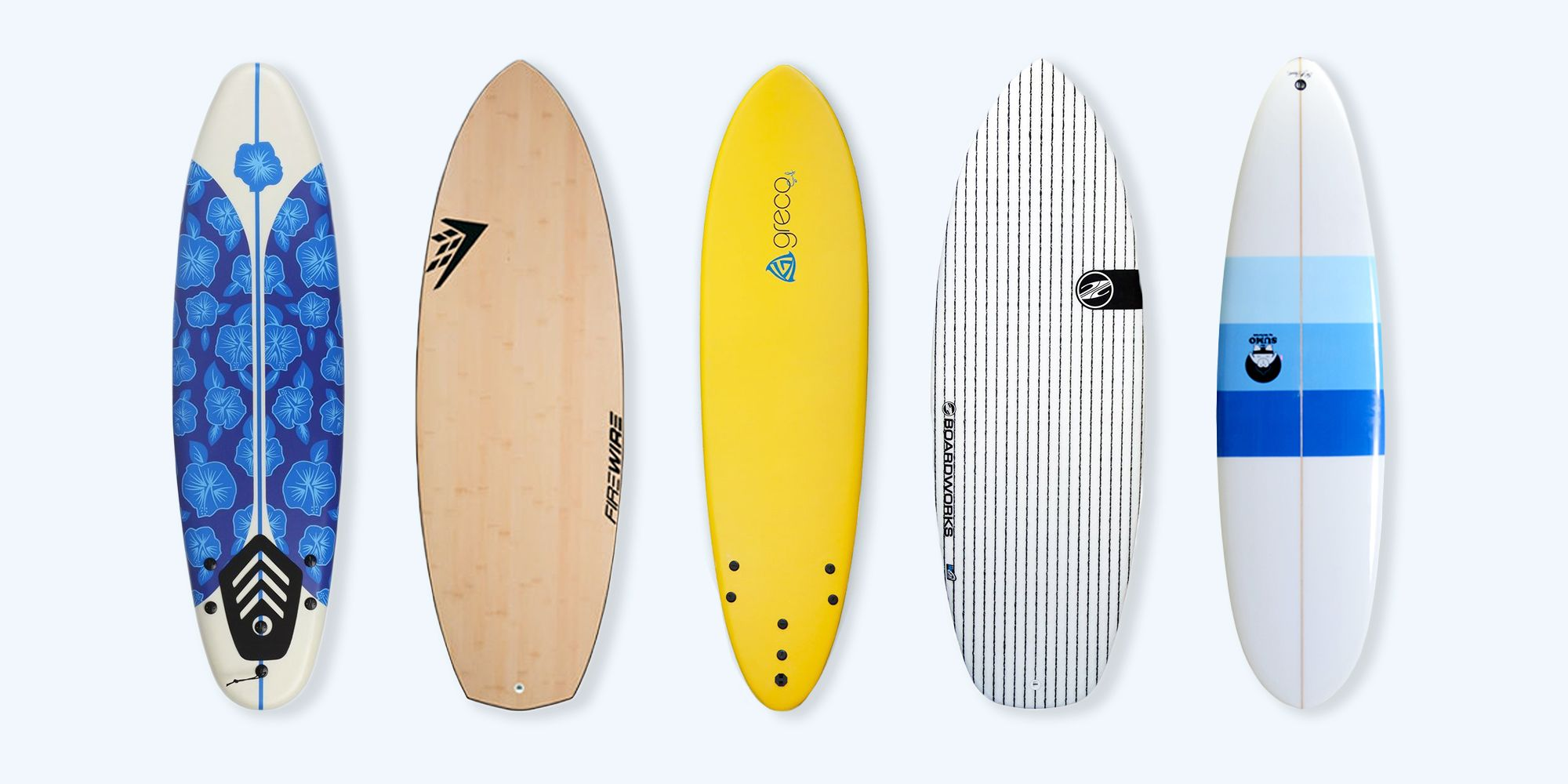 8 Best Surfboards and Longboards 2018 - Surfboards For Every Level b1c3004d00