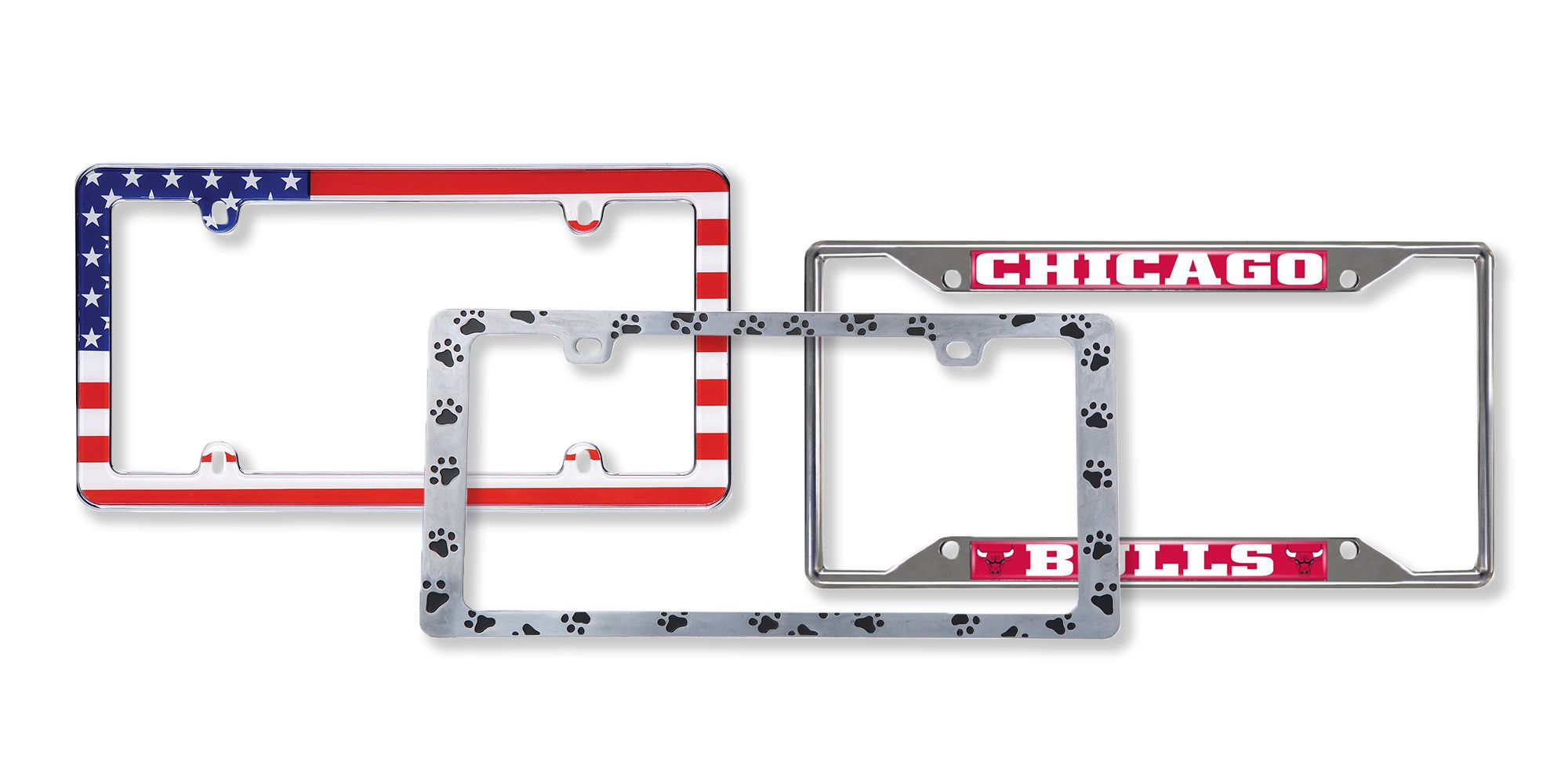 9 Best License Plate Frames in 2018 - License Plate Frames and Covers