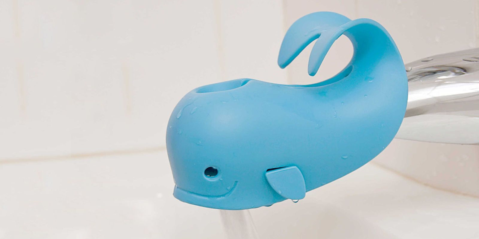 Whale Bath Spout Cover