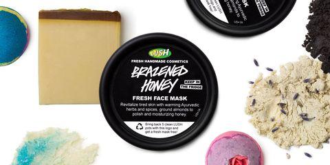 best of lush cosmetics